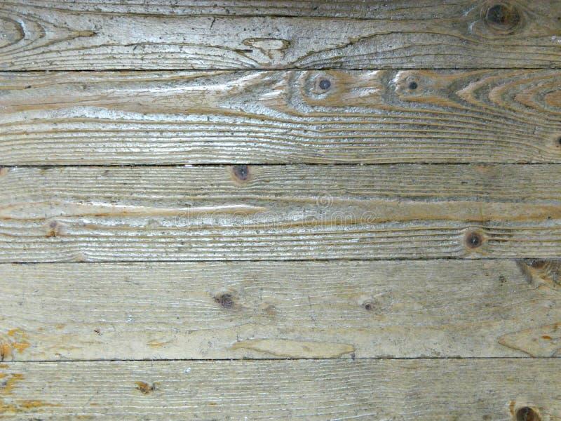 Caminho de madeira, detalhe imagem de stock royalty free