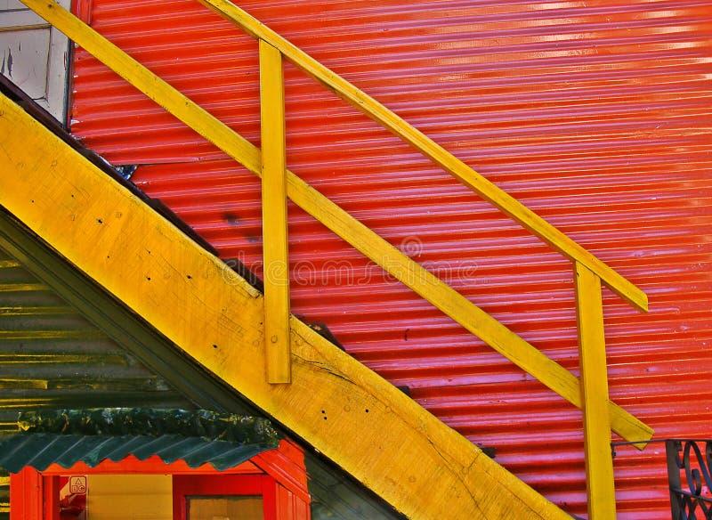 Caminito, Buenos Aires fotografia stock