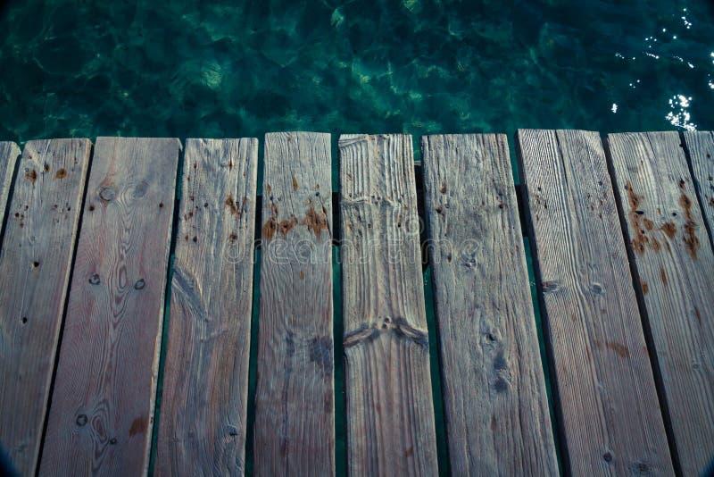 Camino al agua imagen de archivo libre de regalías