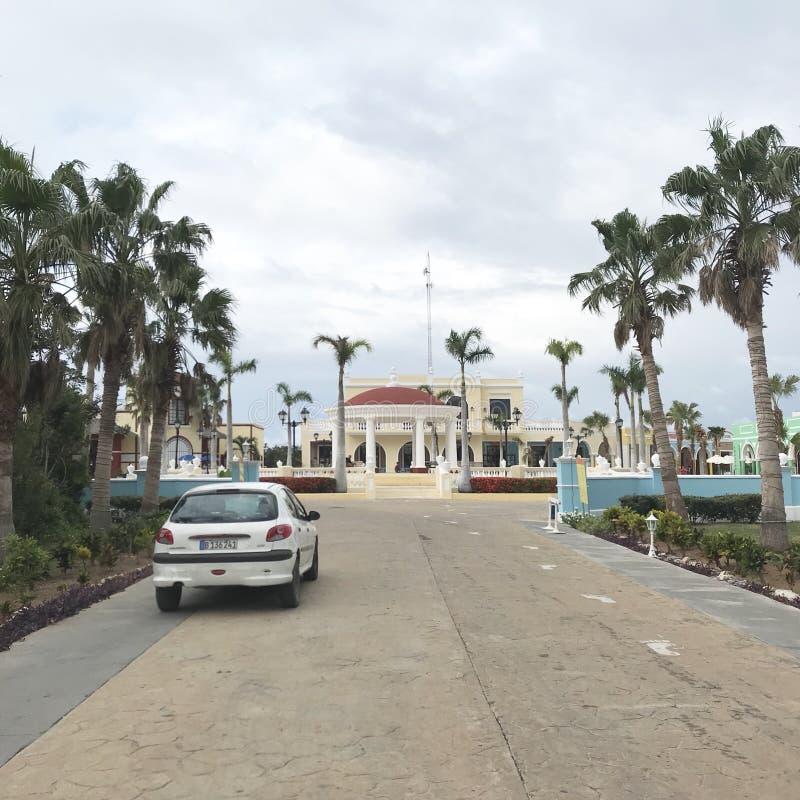 Camino cubano fotografía de archivo libre de regalías