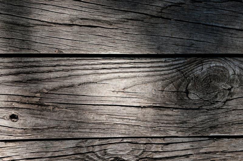 Camino de madera fotografía de archivo libre de regalías