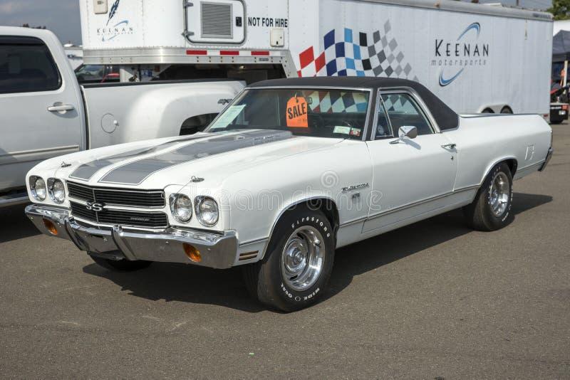 Camino di EL di Chevrolet da vendere fotografia stock