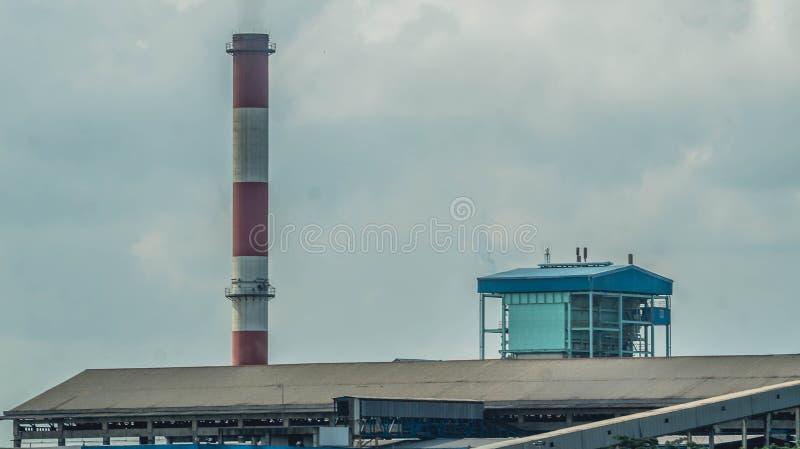 Camino industriale fotografia stock libera da diritti