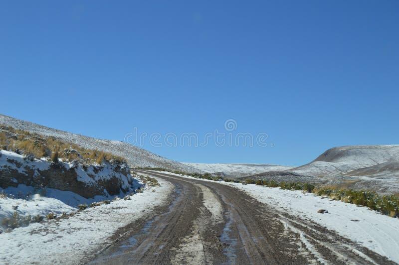 Camino royalty free stock photo