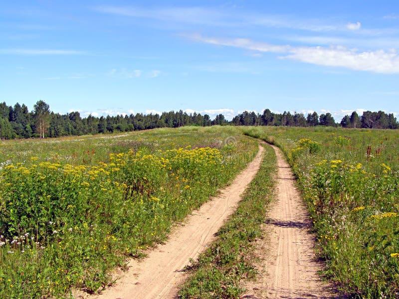 Download Camino Rural De Envejecimiento Imagen de archivo - Imagen de paisaje, otoño: 7150921