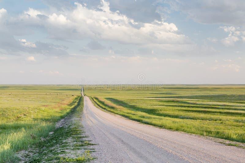 Download Camino Rural En La Pradera De Colorado Imagen de archivo - Imagen de agricultura, paisaje: 41907467