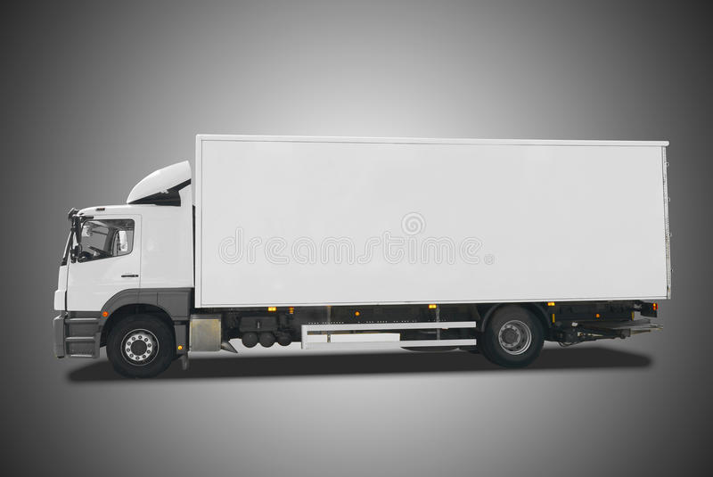 Camion photographie stock