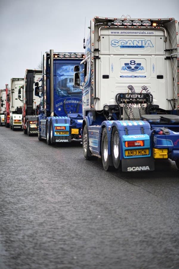 camion fotografie stock libere da diritti