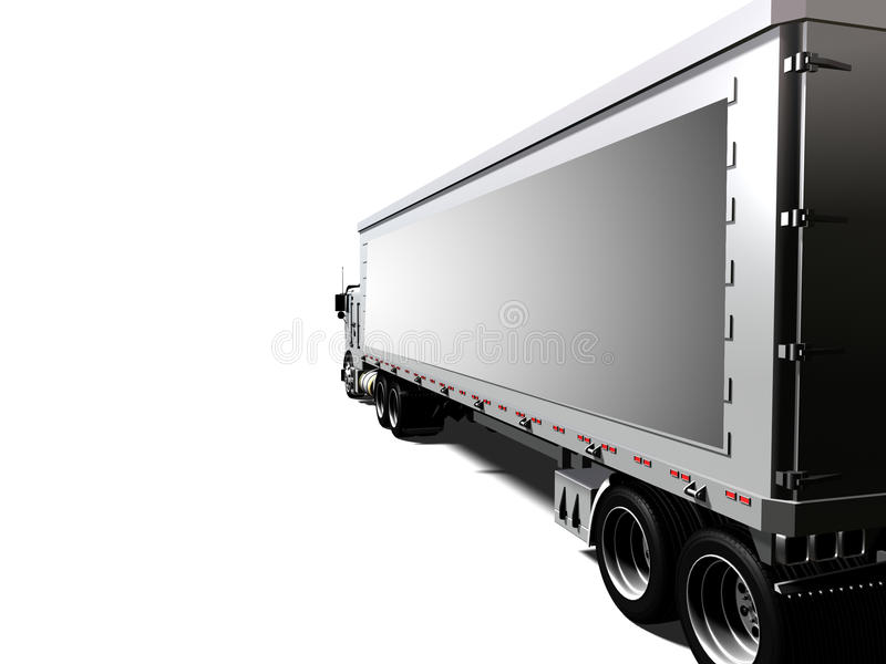 Camion illustrazione di stock
