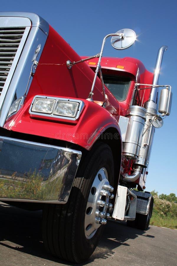 Camion américain images libres de droits