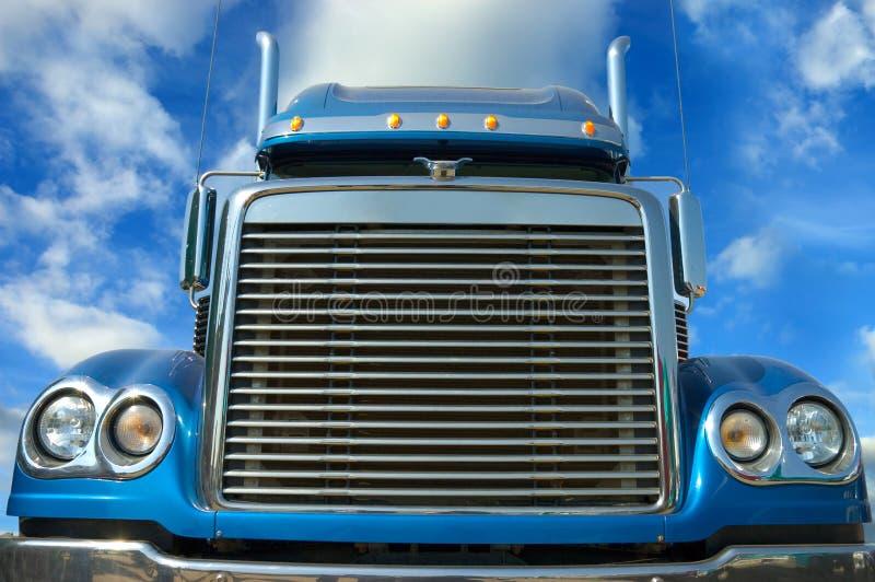 Camion americano fotografia stock libera da diritti