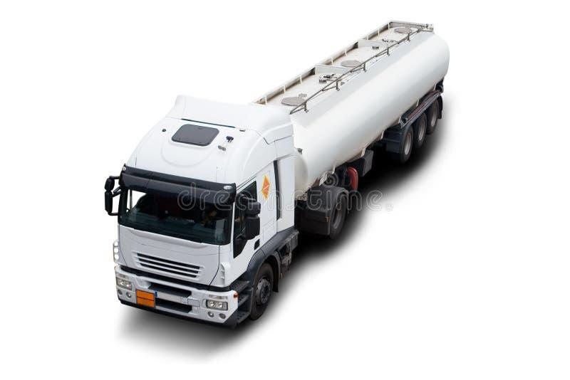 camion citerne aspirateur d 39 essence photo stock image 9427144. Black Bedroom Furniture Sets. Home Design Ideas