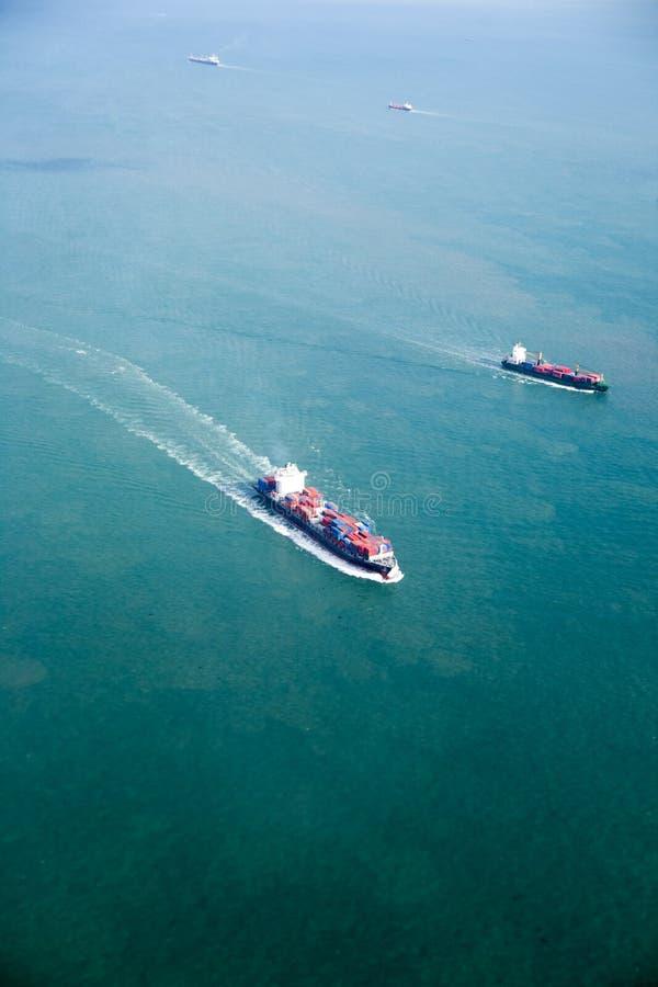 camion-citerne d'océan photos stock