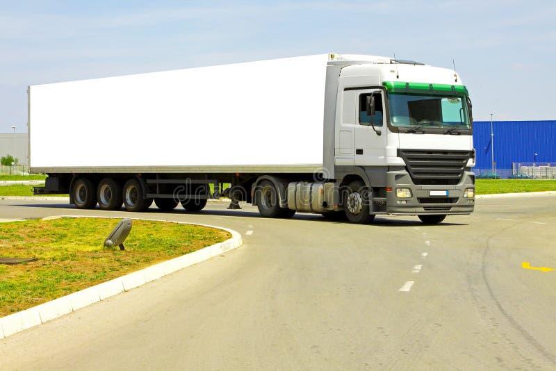 Camion de camion photos stock