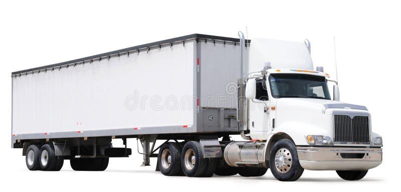 Camion de cargaison. photos libres de droits