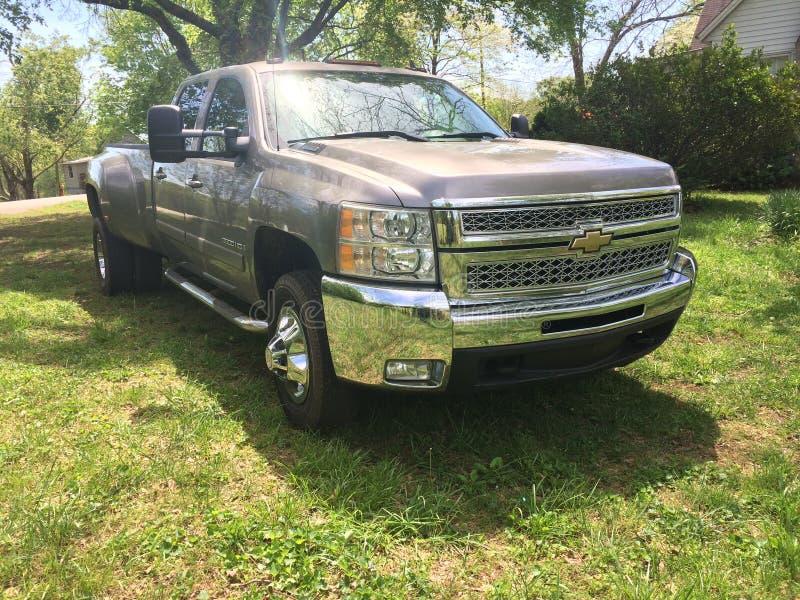 Camion de Chevy photographie stock libre de droits