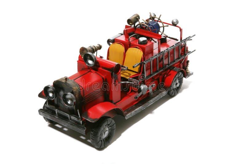 Camion de pompiers antique images libres de droits