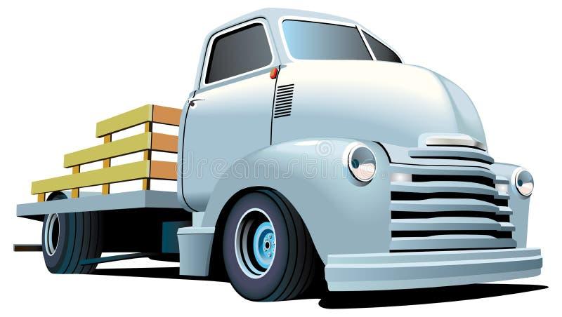 Camion de Rod chaud illustration libre de droits
