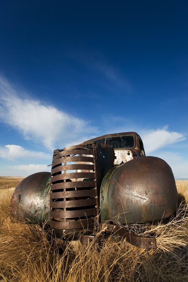 Camion dell'annata fotografia stock libera da diritti