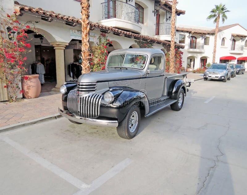 Camion di Chevrolet fotografia stock libera da diritti