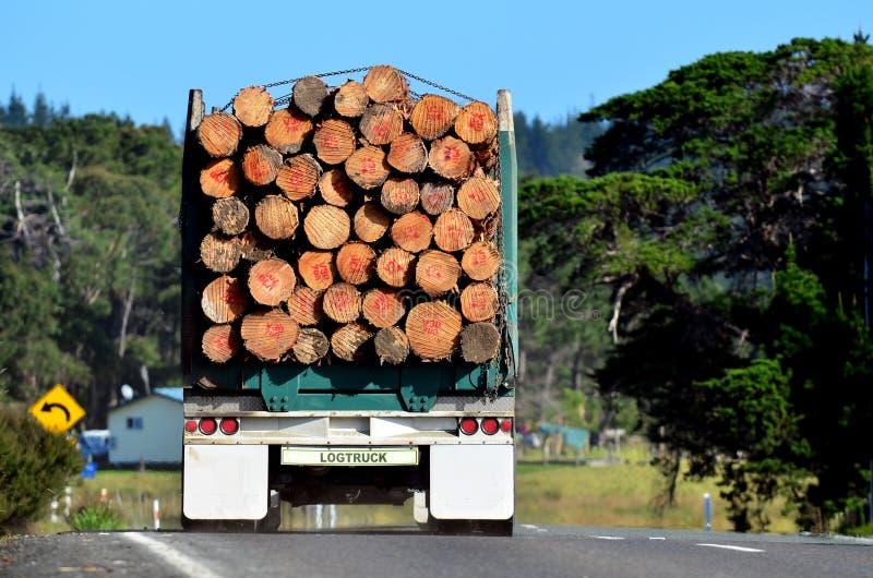 Camion di registrazione immagini stock