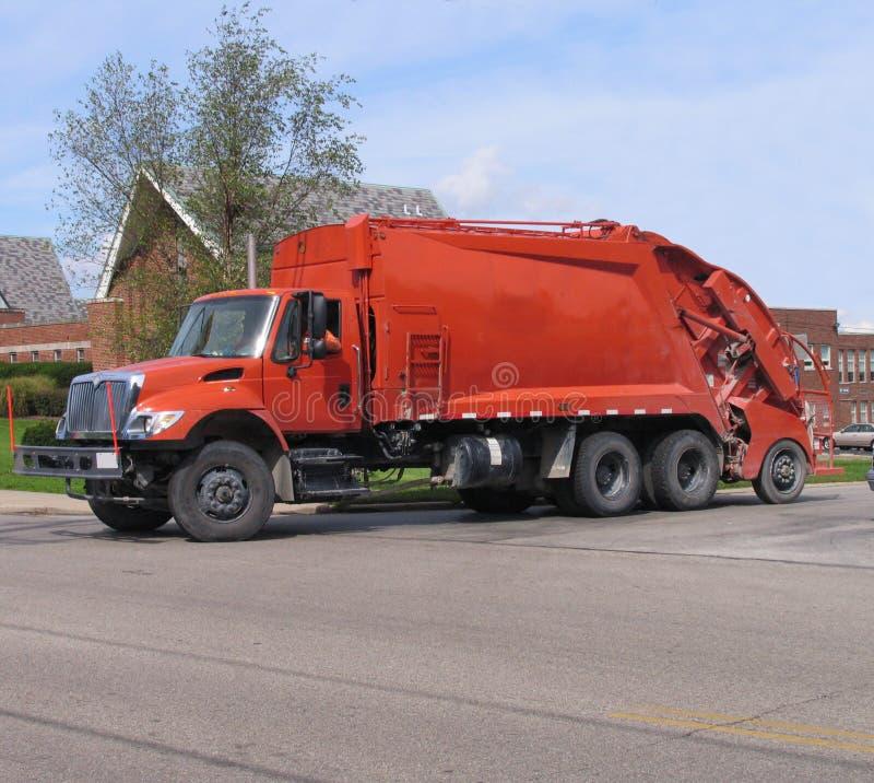 Camion di Scrapyard fotografia stock libera da diritti
