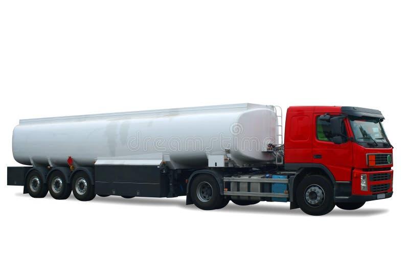 Camion di serbatoio immagini stock libere da diritti