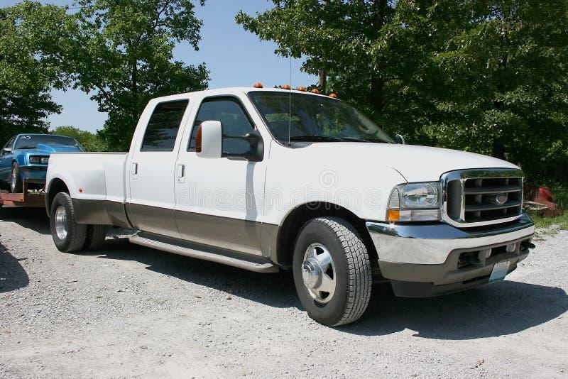 Camion eccellente 2004 di dovere del Ford fotografia stock libera da diritti