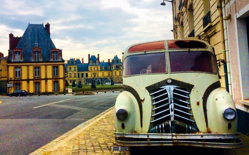 Camion Ford 1945 immagini stock libere da diritti
