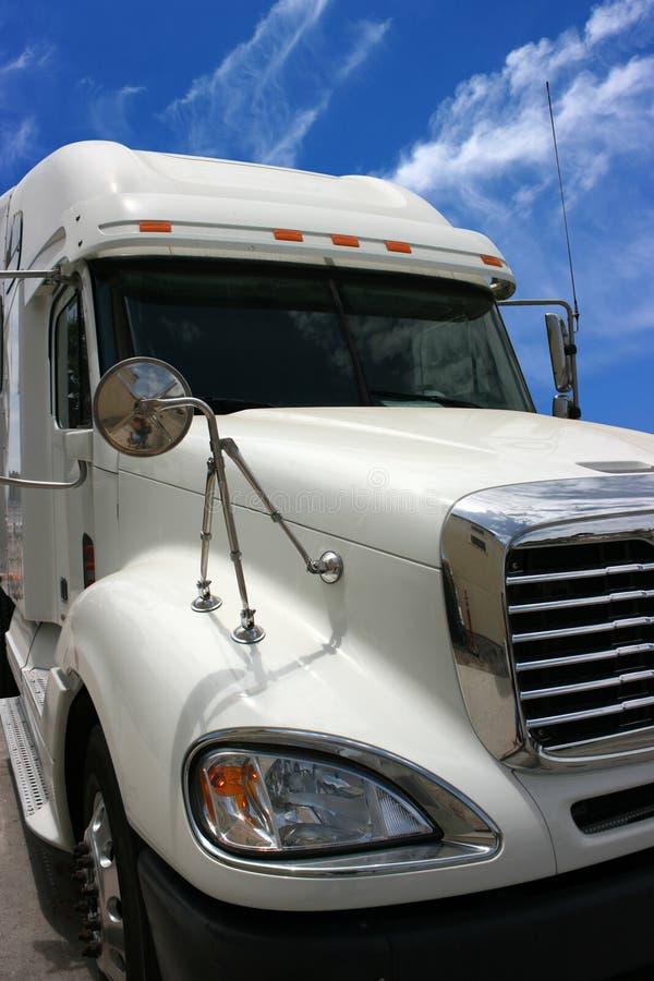 Camion lourd photographie stock libre de droits