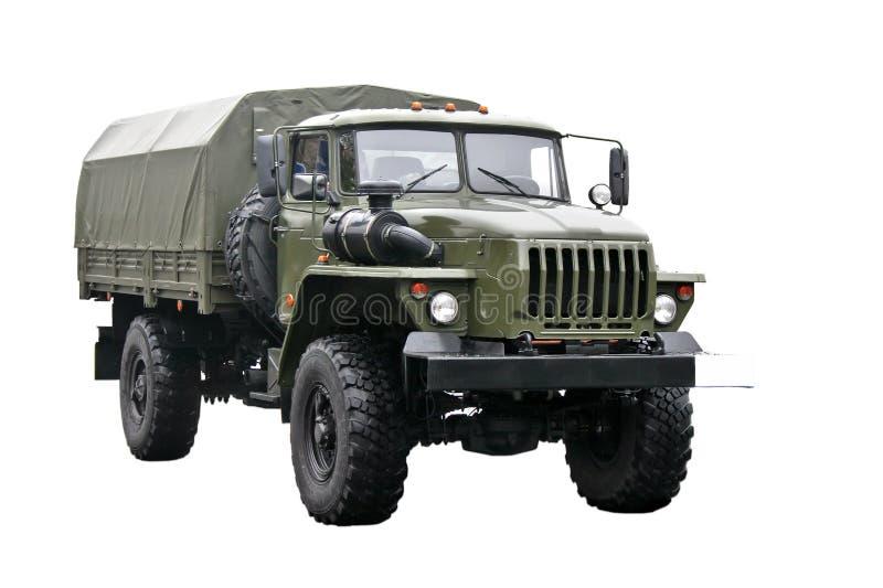 Camion militaire images libres de droits
