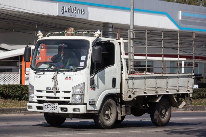Camion privé d'Isuzu Cargo photos stock