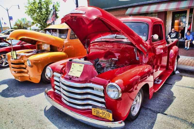 Camioncino di Chevrolet immagini stock libere da diritti