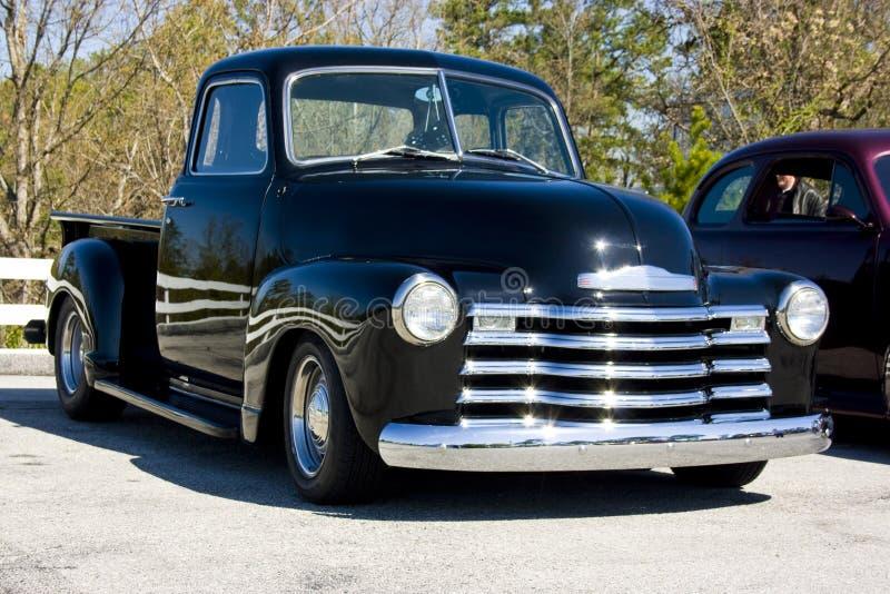 Camionete 1950 de Chevrolet fotografia de stock