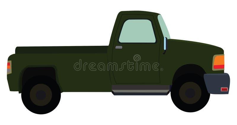 Camionete ilustração royalty free