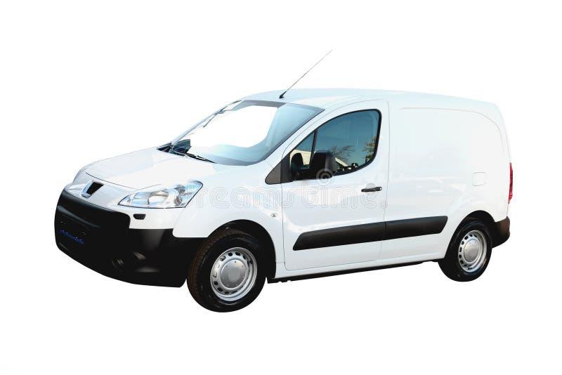 camionnette de livraison photo stock image du fixe isolement 11512178. Black Bedroom Furniture Sets. Home Design Ideas