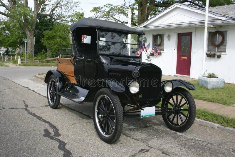 Camionnette de livraison 1924 modèle de Ford T photographie stock libre de droits