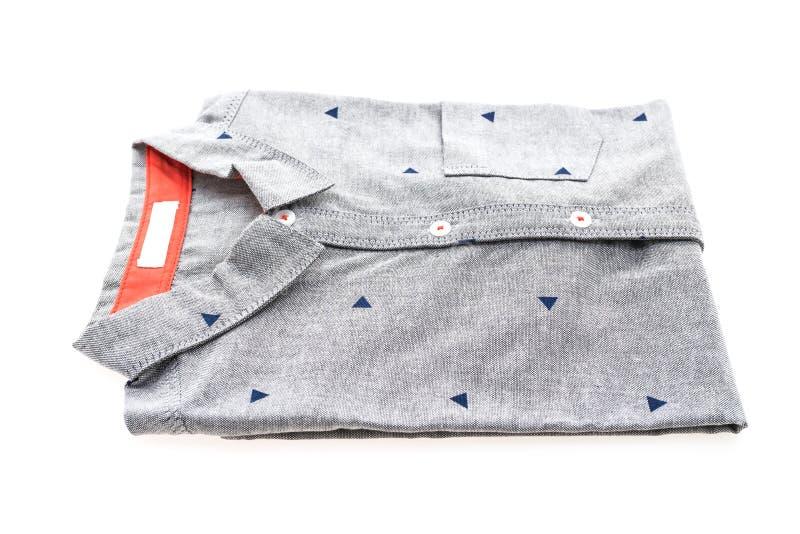 Camisa cinzenta foto de stock royalty free