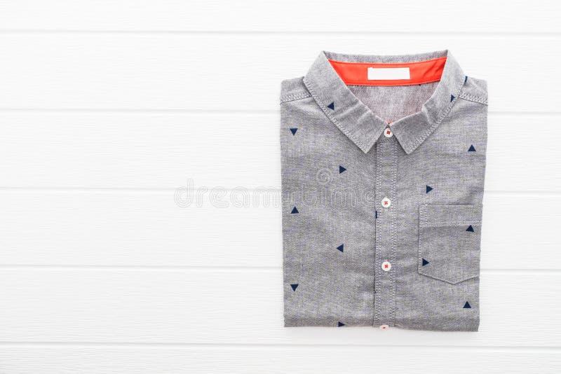 Camisa cinzenta fotos de stock royalty free