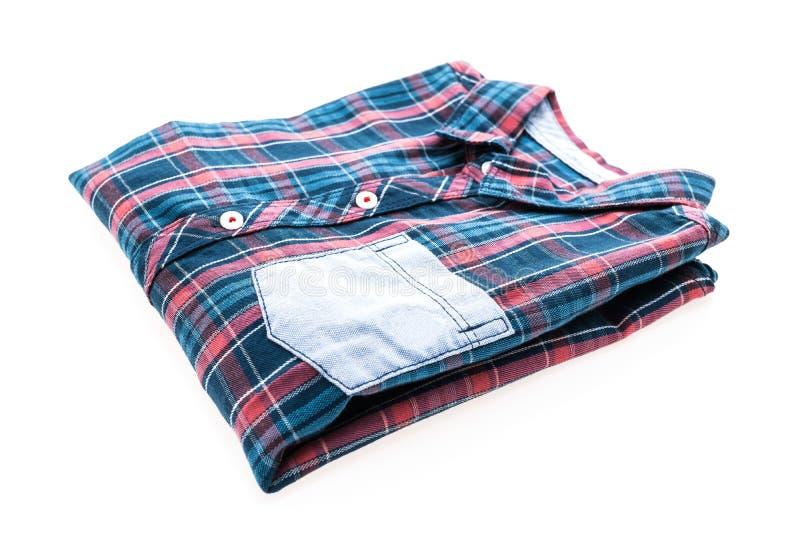 Camisa da tartã ou de manta foto de stock royalty free