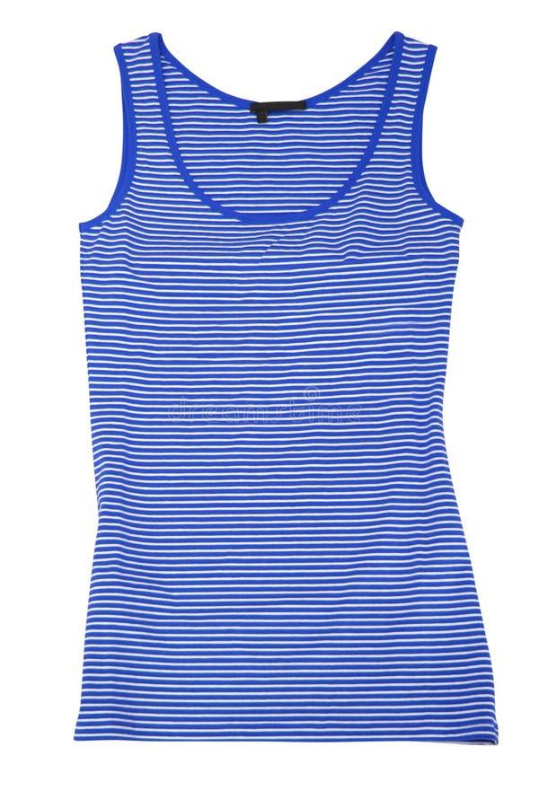 Camisa de deportes sin mangas fotos de archivo