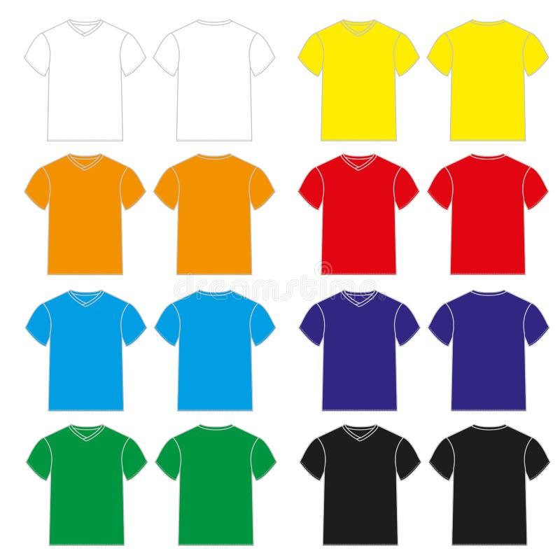 Camisa de los hombres libre illustration