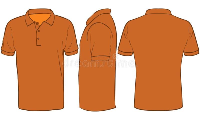 Camisa de T ilustração do vetor