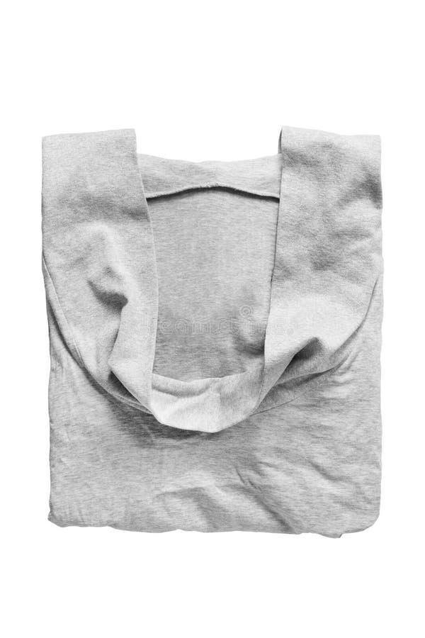 Camisa doblada aislada imágenes de archivo libres de regalías
