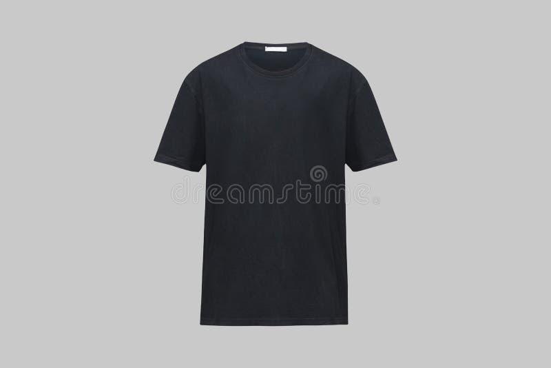 Camisa negra imágenes de archivo libres de regalías