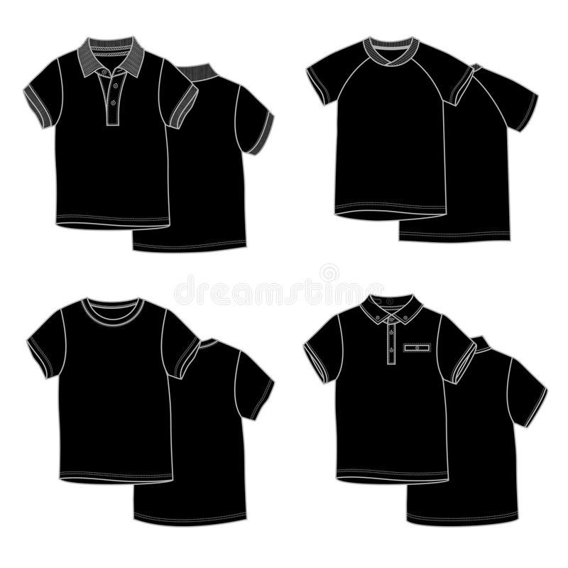 Camisa preto fotos de stock royalty free