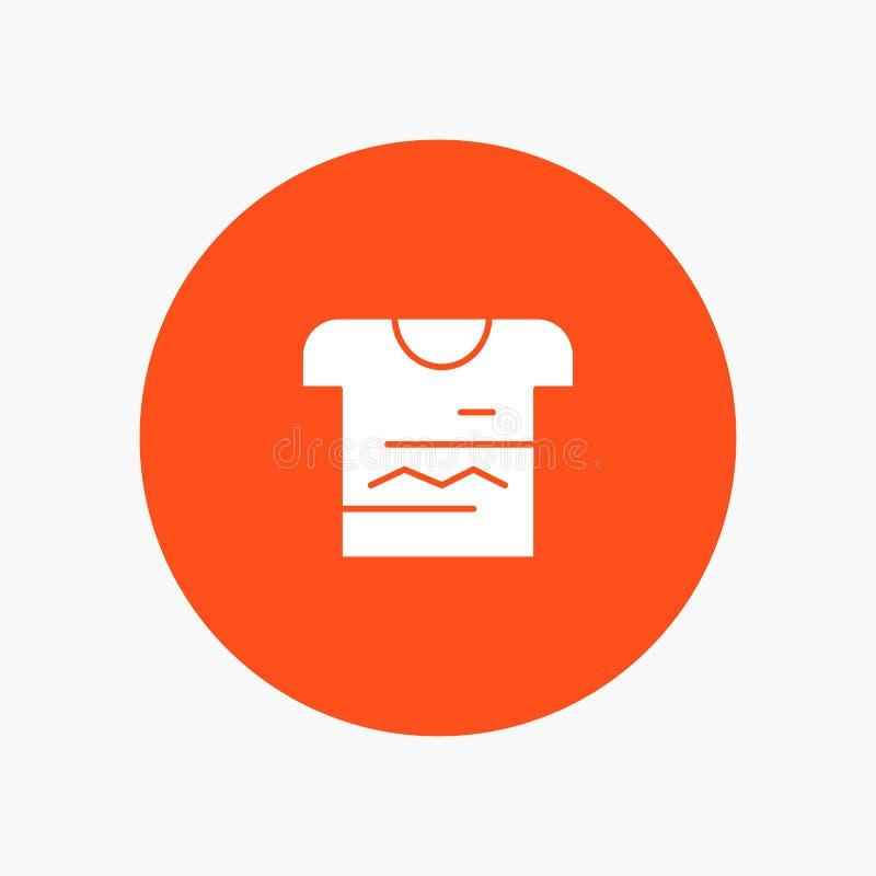 Camisa, Tshirt, pano, uniforme ilustração royalty free