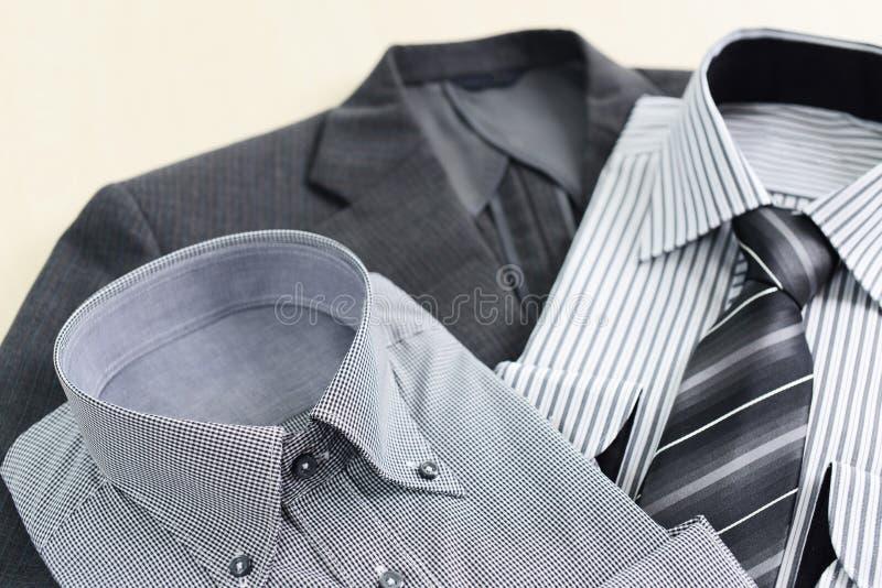 Camisas à moda com laço foto de stock royalty free
