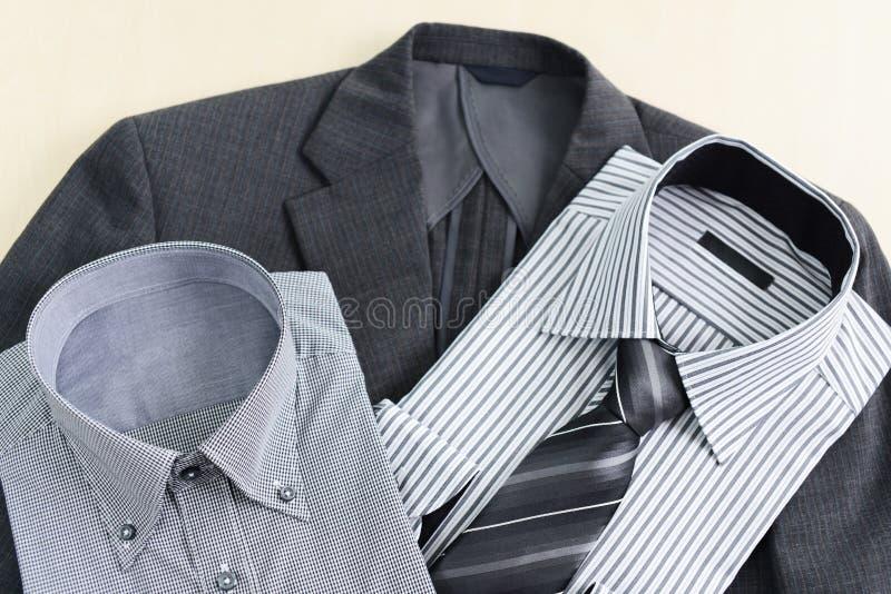 Camisas à moda com laço imagem de stock
