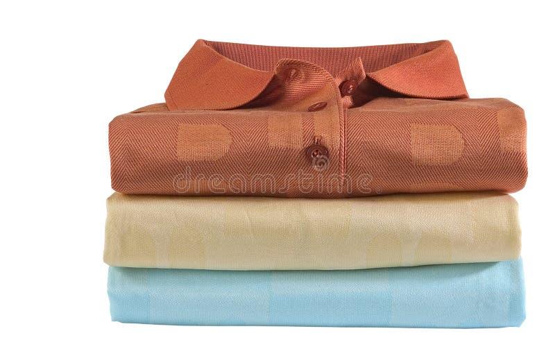 Camisas do pulôver das mulheres fotografia de stock